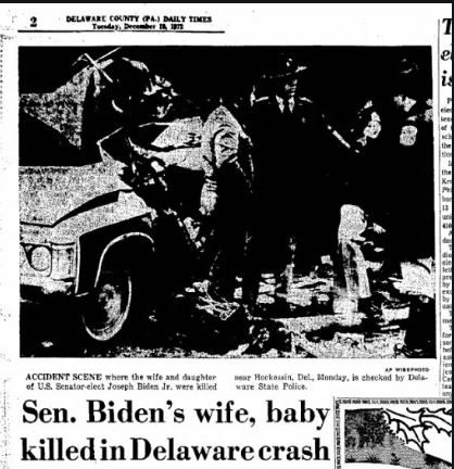 Neilia Biden Fatal Dwi And Cover Up